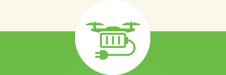 Batterie de drone